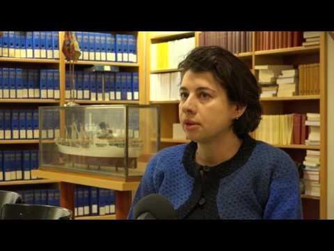 Meet the maritime researcher - Zoi Johansson Nikopoulou
