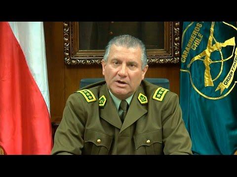 General Director envía mensaje a Carabineros por bonificaciones y seguros institucionales