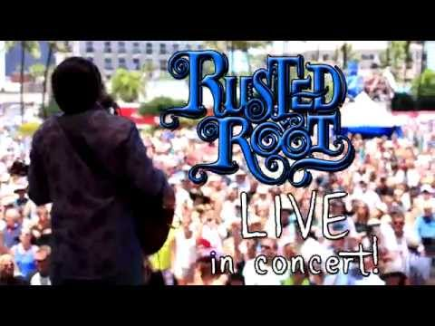 Rusted Root Fall 2014 Tour Trailer #RustedRoot