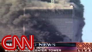 9/11: Airliner hits North Tower
