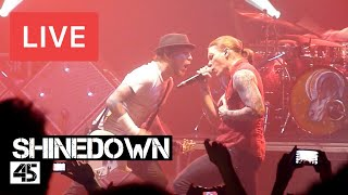 Shinedown - 45 Live in [HD] @ Brixton Academy - London 2012