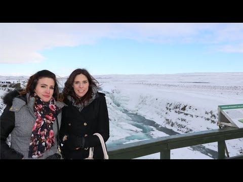 Deux jours d'hiver en Islande