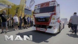 MAN at the ADAC Truck-Grand-Prix 2018