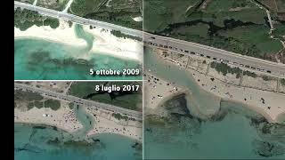 Il fiume Chidro in 20 anni