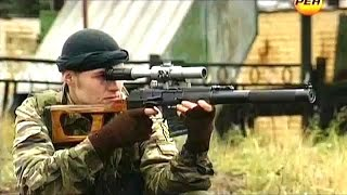 VKS Vykhlop : Russian Sniper Rifle Documentary