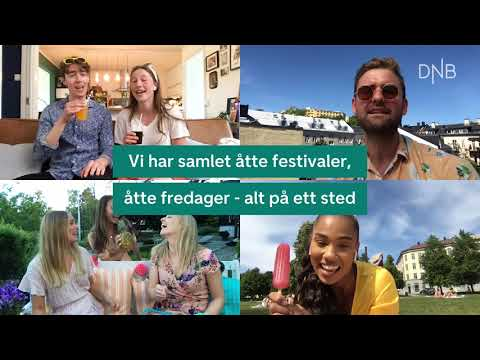 DNB - Festivalsommer - Er du klar for digital festivalsommer? - 60 sek