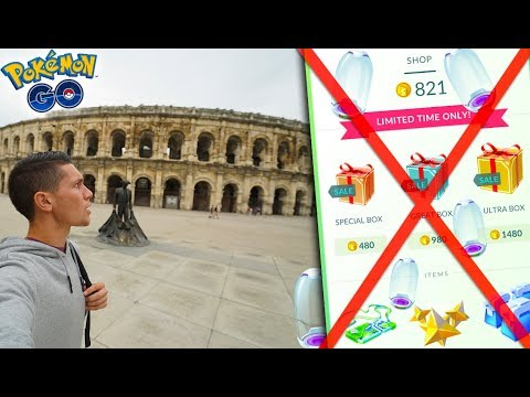 DON'T BUY SUPER INCUBATORS UNTIL YOU SEE THIS! POKÉMON GO IN NÎMES ADVENTURE!