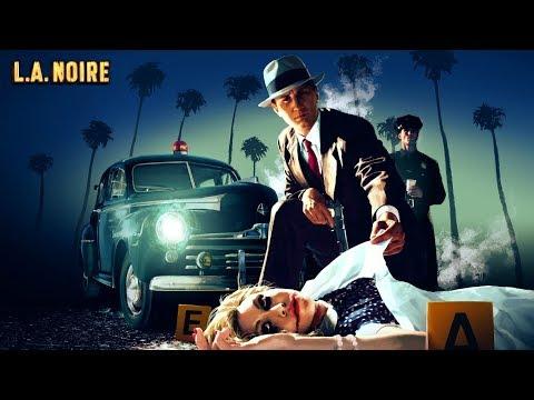 FILM Complet en VOSTFR (2014) - L.A. Noire PARTIE 1 (jeu vidéo)