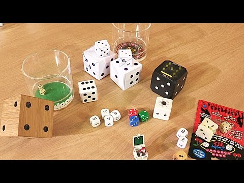 More Amazing Dice from Tims Collection