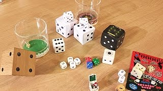 More Amazing Dice from Tim's Collection