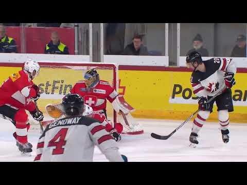 Karjala Cup 2017 - Suisse vs Canada du 08.11.2017