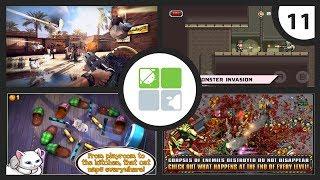 Выходные игры - выпуск 11 [Android игры, iOS игры]