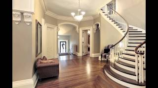 Home Entrance Foyer With Staircase - Foyer Interior Design Images