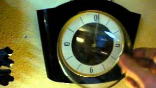 Zentra Motor-driven Wall Clock
