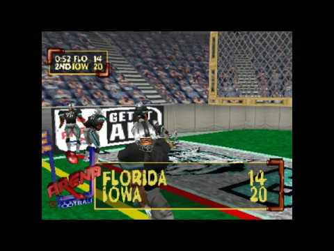 Let's Play: Kurt Warner's Arena Football [Part 1]