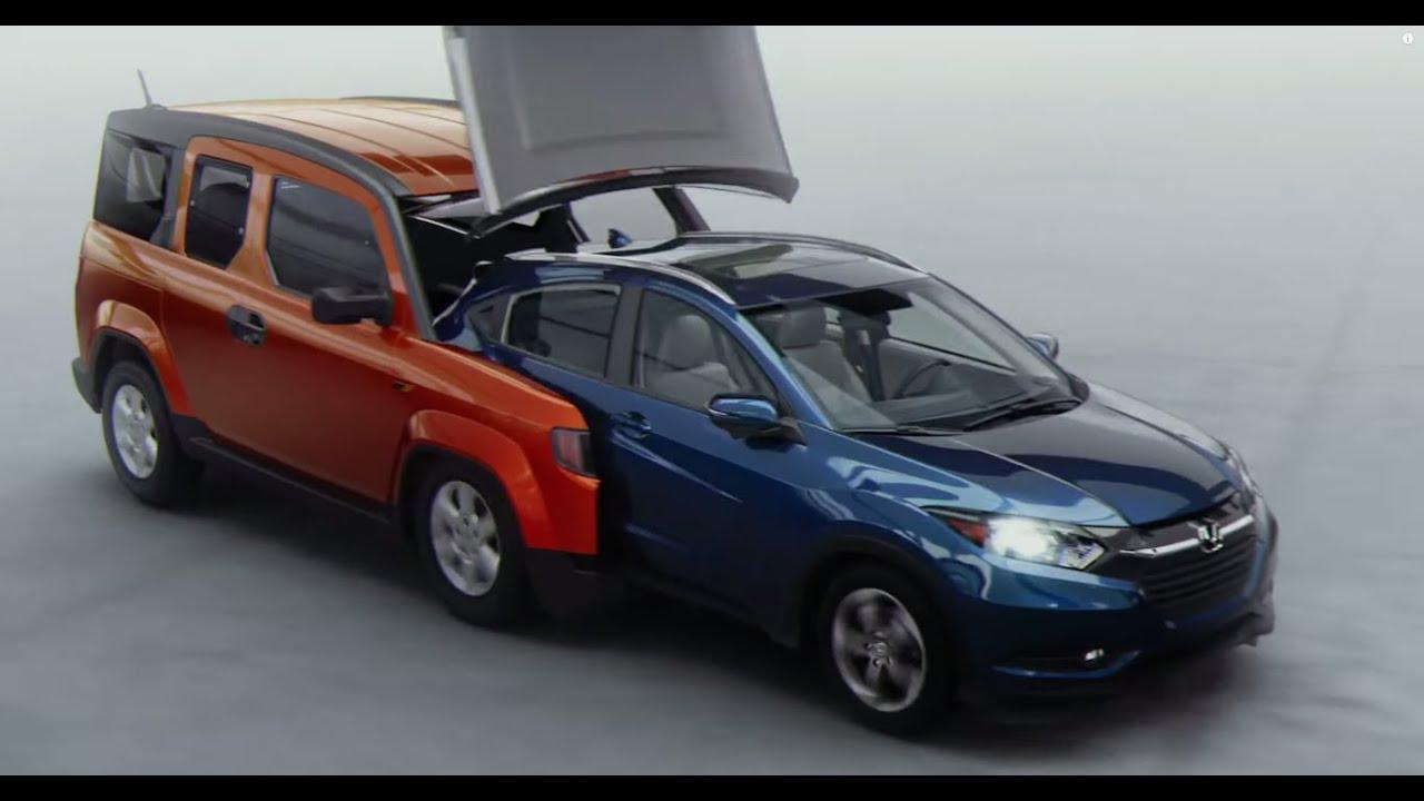 Honda News #97 SPY SHOTS HONDA RIDGELINE - NEW HRV AD ...