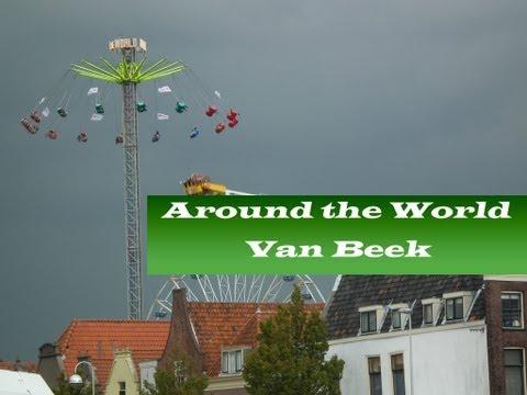 Around the World Van Beek, Tilburg Holland