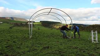 How To Build Our Mobile Field Shelter Mp3