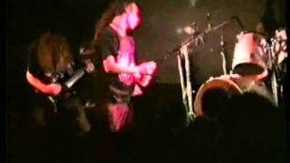 Entombed 1990- Abnormally Deceased Live at Netwerk in Aalst 23-06-1990 Deathtube999