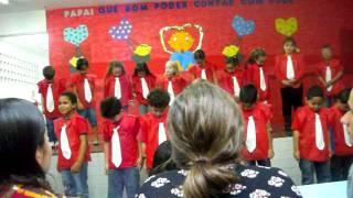 Apresentação do Dia dos Pais Infantil 2ºC