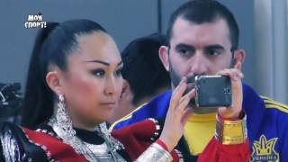 II Чемпионат Мира по мас-рестлингу 2016.Киргизия,Чолпон-Ата.