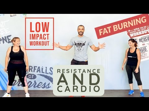 5 Free, Low Impact Cardio Videos to test in your own home