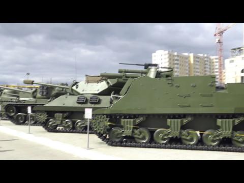 Музей военной техники Верхняя Пышма.
