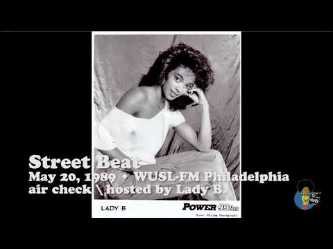 Street Beat w/Lady B.   Power 99FM 5/20/1989 air check