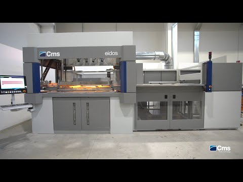 CMS EIDOS - THERMOFORMING MACHINE