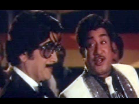 Nallorgal Vazhvai (Happy New Year) - Sangili Tamil Song - Sivaji Ganesan, Sripriya