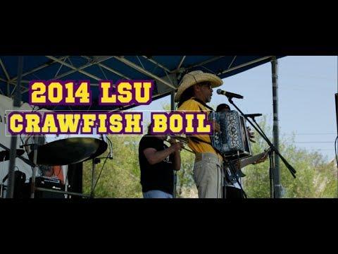 LSU Crawfish Boil