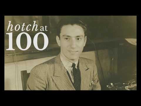 Hotch at 100: Life at Washington University