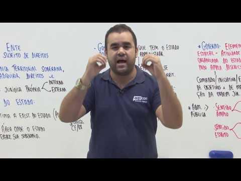 Direito Administrativo - Profº Lucas Neto - AEP Concursos Públicos
