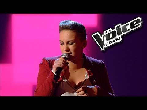 Stephanie Riondino – Try | The Voice Of Italy 2016: Blind Audition