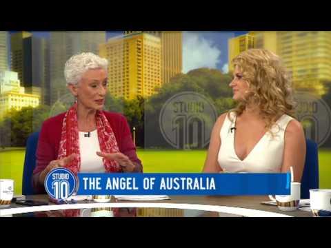 The Angel of Australia | Studio 10