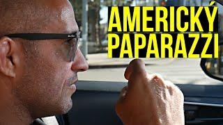 Fotíme Největší Americkou Tik-Tok Hvězdu s Americkými Paparazzi
