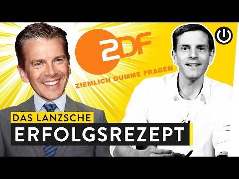 Warum stellt Markus Lanz dumme Fragen? Die Taktik des Talkers | WALULIS
