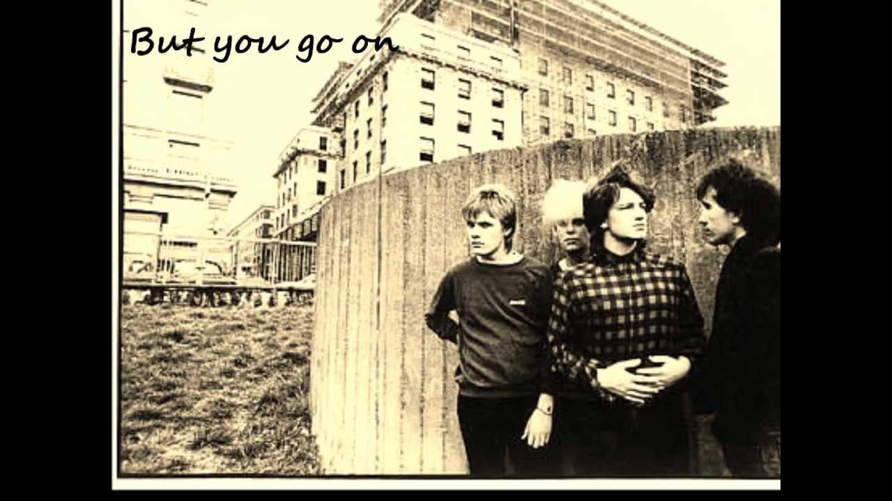 U2 October WITH LYRIC - YouTube