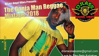 The Ganja Man Reggae Mixtape (PART 1) Feat. Chronixx, Morgan Heritage, Pressure, Capleton, Perfect