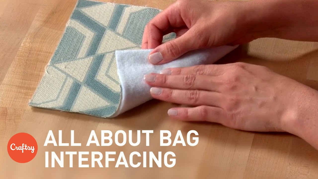 All About Bag Interfacing Tips Amp Types For Sewing Bags