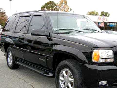 Sold 1999 Gmc Yukon Denali 27405 Bill Black Chevrolet