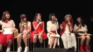 Little Glee Monster SHOWROOM (2015-09-24)トーク部分 part3 https://youtu.be/KMrLh8qqvI8.