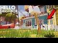 Tiny Neighbor VS Tiny Player (SUPER SMALL) | Hello Neighbor (Beta 3 Mods)