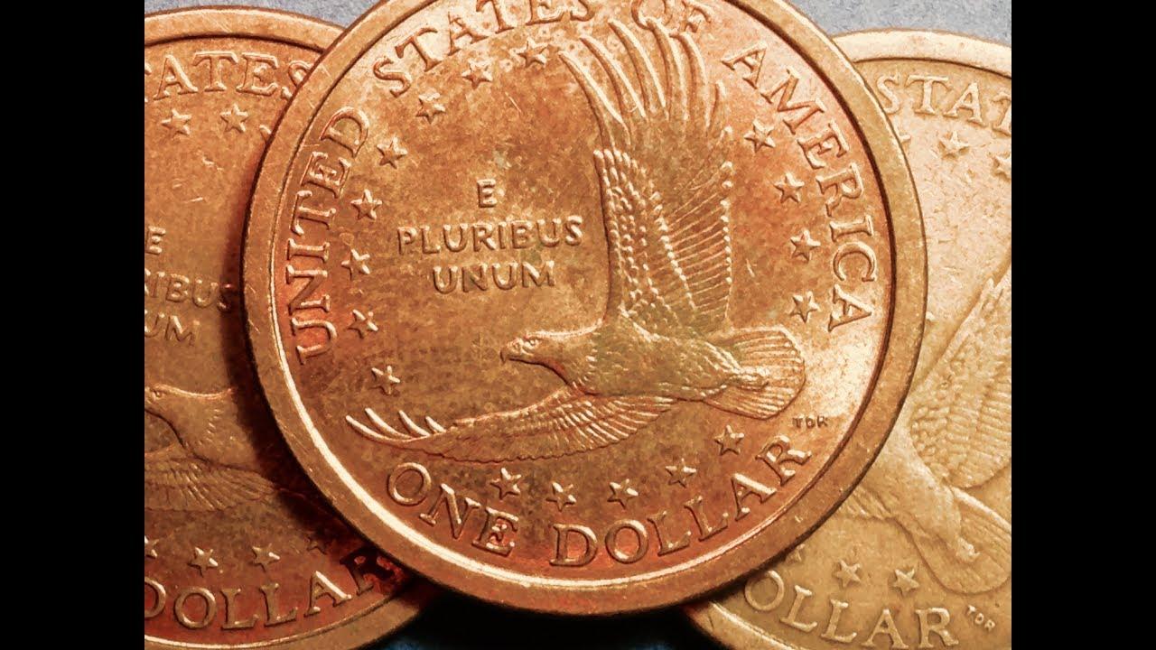 dollar coin errors sacagawea