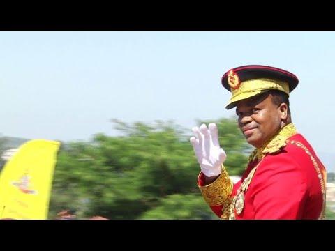"Le roi du Swaziland rebaptise son pays ""eSwatini"""