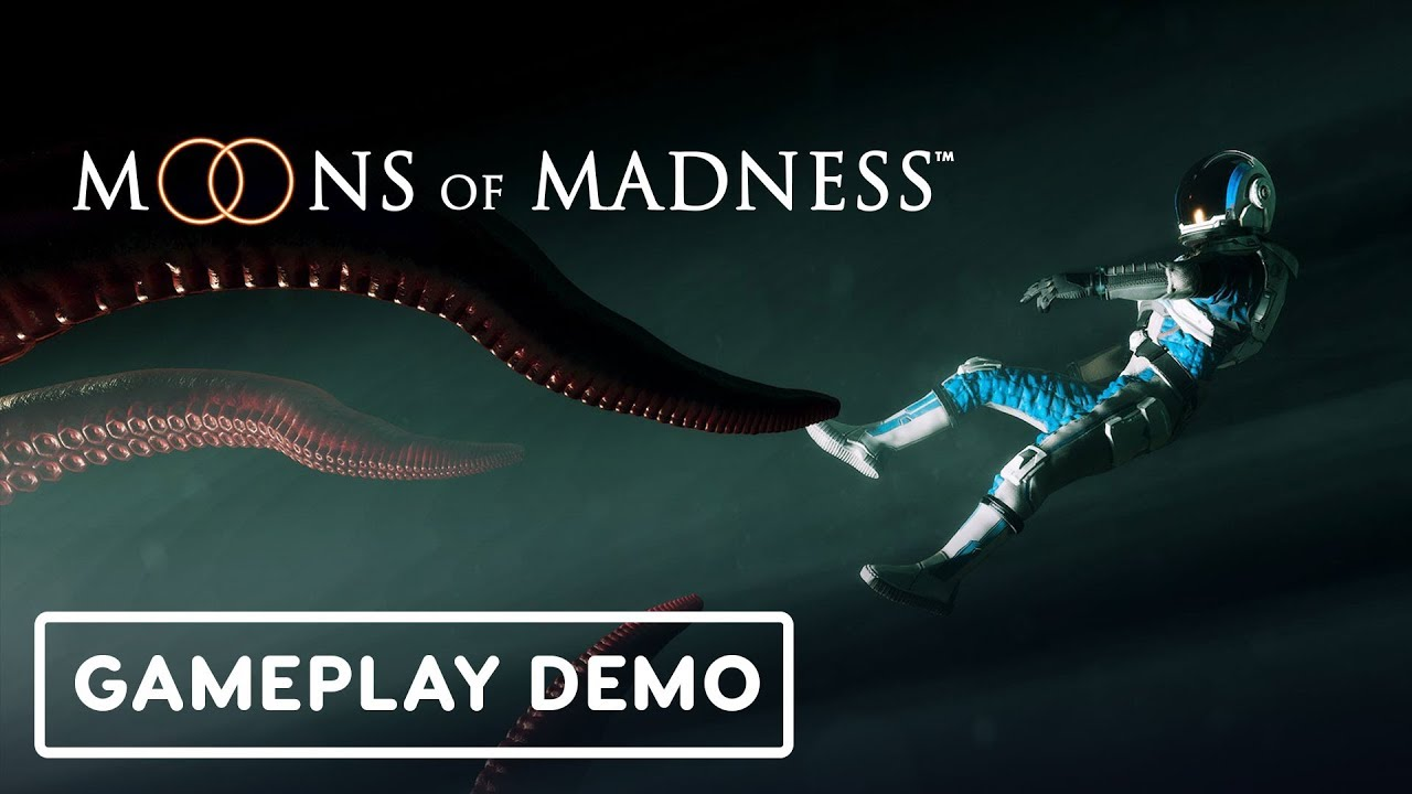 Moons of Madness is One of the Scariest Looking Games We've Ever Seen - Gamescom 2019