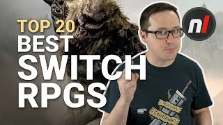 Top 20 Best RPGs on the Nintendo Switch