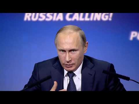 Vladimir Putin. Russia Calling! Investment Forum