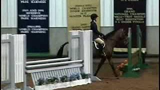 """Alatheia Alexandria jumping 3'3"""".flv Thumbnail"""
