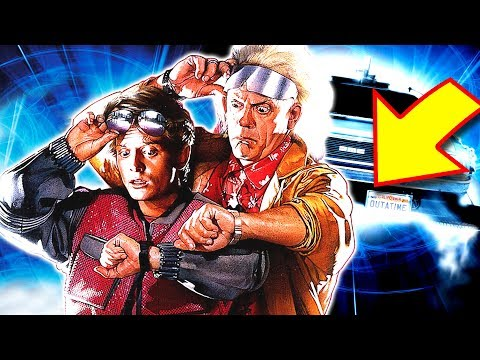 10 Things You Never Knew About BACK TO THE FUTURE II